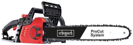 Scheppach Elektro-Kettensäge »CSE2600«, 45,5 cm Schwertlänge