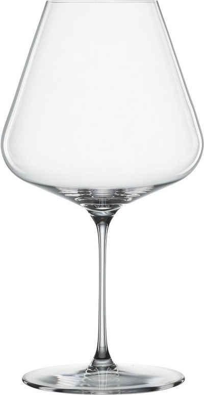 SPIEGELAU Weinglas »Definition«, Kristallglas, (Burgunderglas), 2-teilig, 960 ml