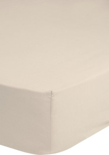 Spannbettlaken »Jersey«, good morning, elastisch