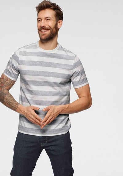 OTTO products T-Shirt (Packung, 2er-Pack) aus zertifizierter Bio-Baumwolle
