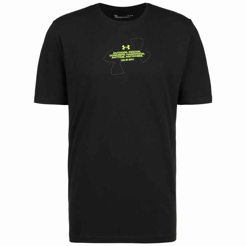 Under Armour® T-Shirt »Basketball Photo«