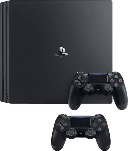 PlayStation 4 Pro (1TB), inkl. 2. Controller