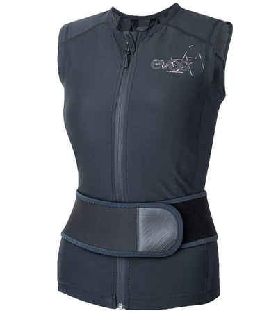 EVOC Rucksack »evoc Protector Vest Lite Women eng anliegende Damen Protektorweste Freeride Schwarz«