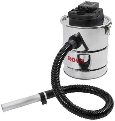 ROWI Aschesauger RAS 110/12/1 A, 110 Watt, 110 W, 12 L, mit Faltenfilter