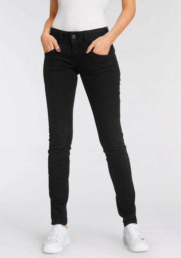 Herrlicher Slim-fit-Jeans »GILA SLIM REUSED« Low Waist Powerstretch