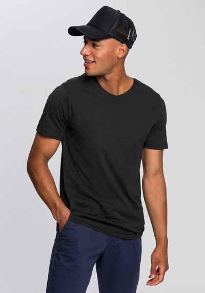 ONLY & SONS V-Shirt »BASIC V-NECK 3 PACK« (3-tlg)