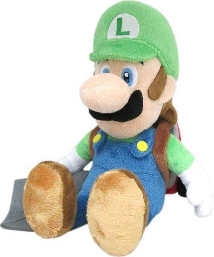 Nintendo Plüschfigur »Nintendo Luigi mit Staubsauger«