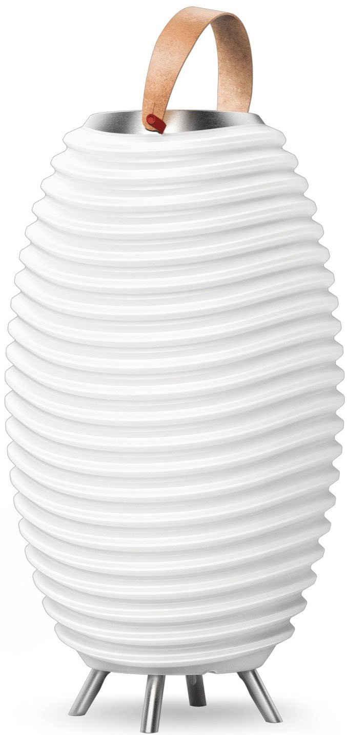 kooduu LED Stehlampe »Synergy Pro«, Soundsystem beliebig koppelbar mit Pro-Serie, Getränkekühler, Vase, Akku, Tischleuchte, für den IN- und OUTDOOR-BEREICH