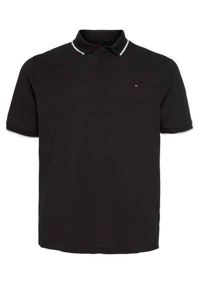Tommy Hilfiger Big & Tall Poloshirt »BT-BASIC TIPPED REGULAR POLO«
