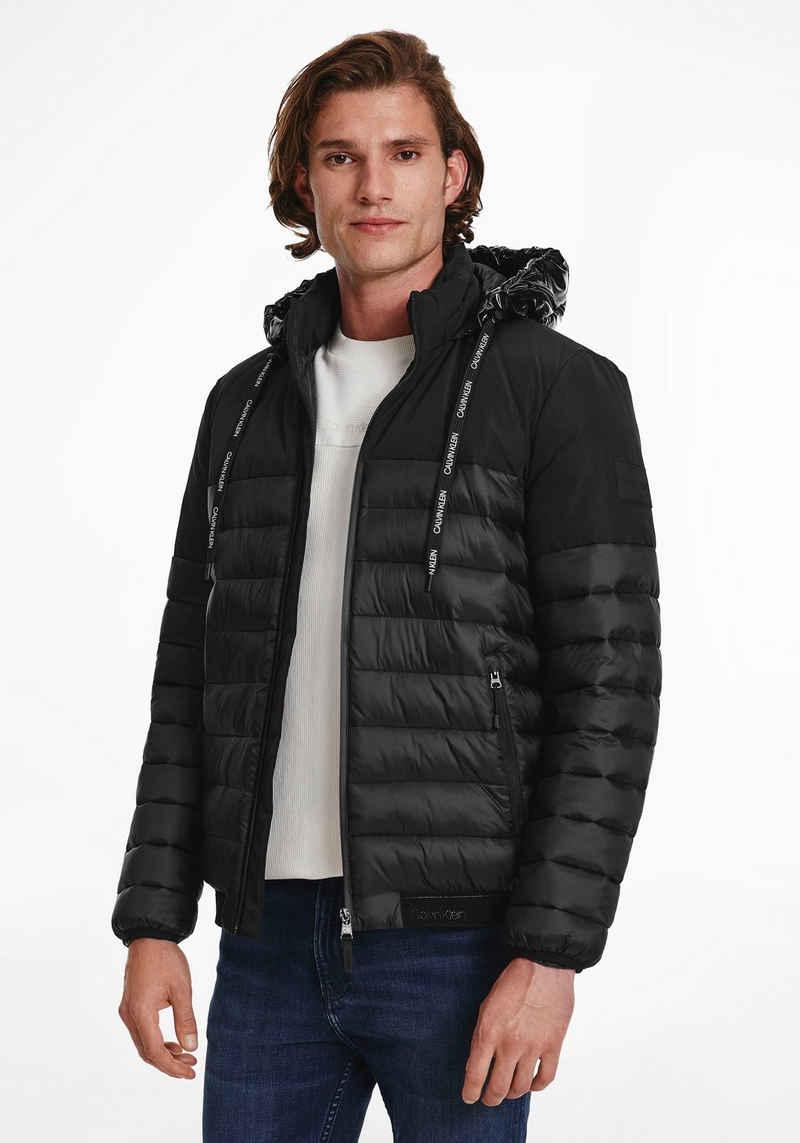 Calvin Klein Steppjacke »SOFT SHELL MIX QUILT JACKET«
