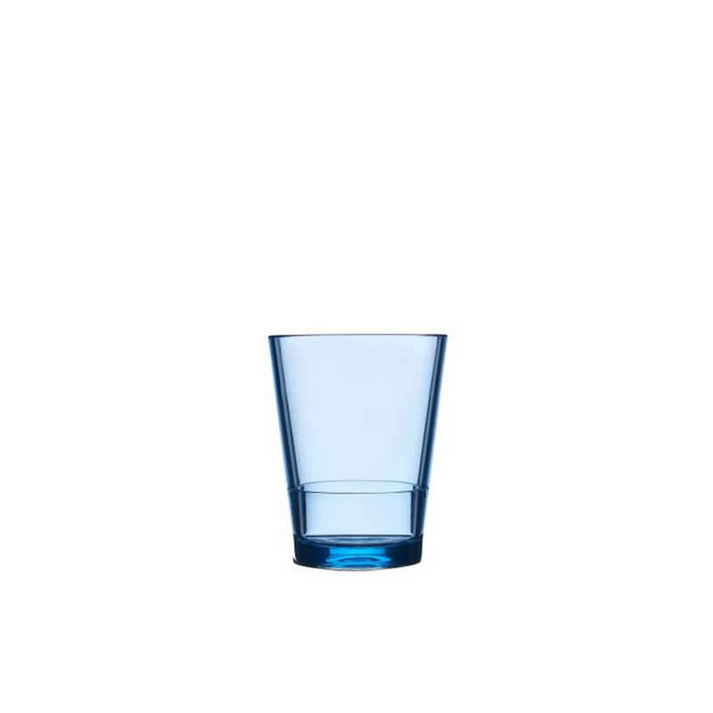 Mepal Becher »Kunststoff Becher Kunststoffglas Flow«, Kunststoff