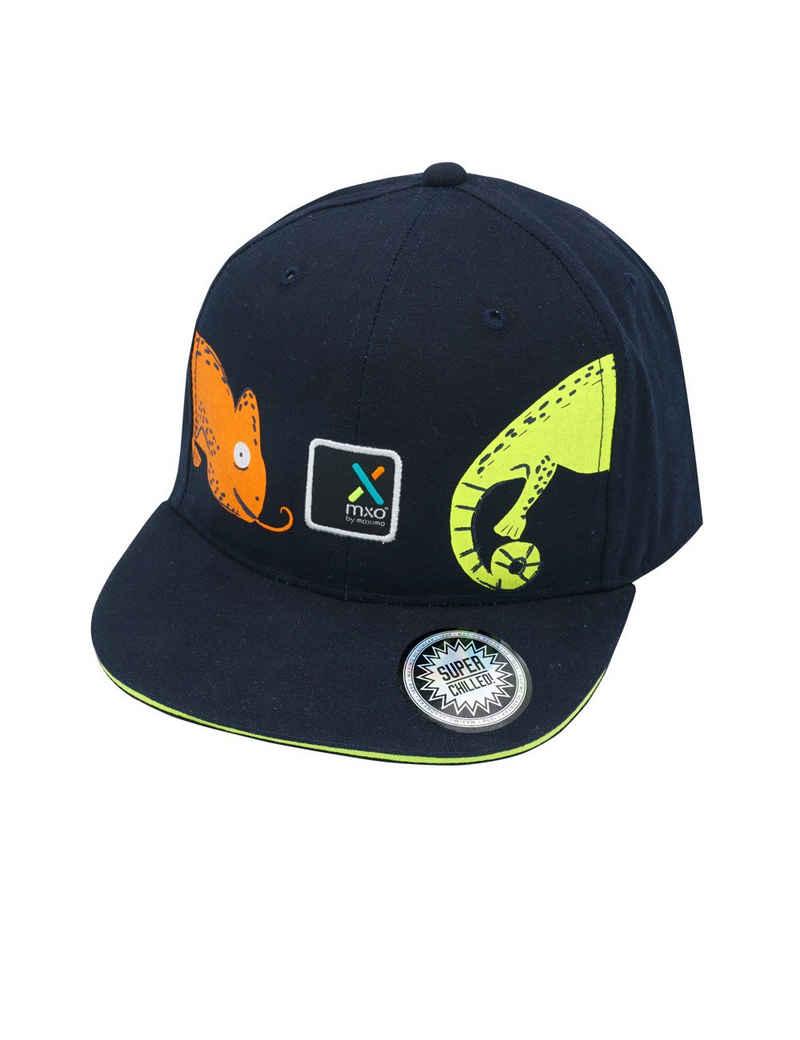 MAXIMO Baseball Cap »KIDS BOY-Cap 'Chamäleon' snap-back Verschluß«
