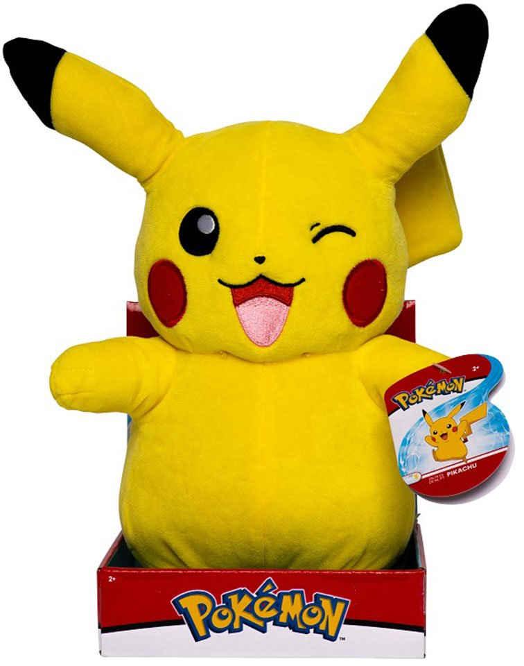Plüschfigur »Pokémon Pikachu 30 cm«