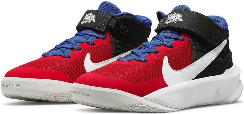 Nike »Team Hustle D 10 FlyEase« Basketballschuh