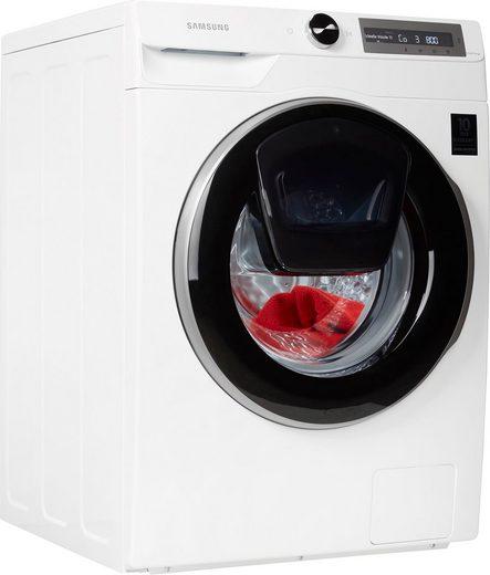 Samsung Waschmaschine WW6500T WW8GT654ALH/S2, 8 kg, 1400 U/min, AddWash™