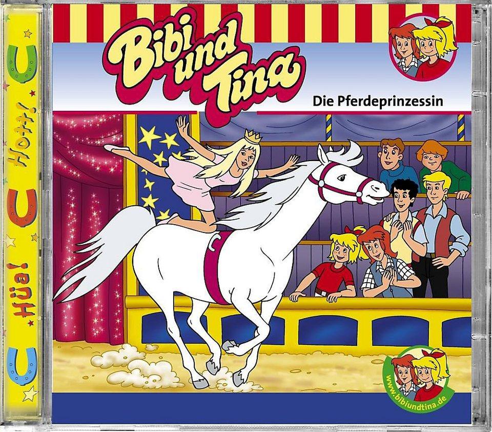 kiddinx hörspiel »cd bibi  tina 49  pferdeprinzessin