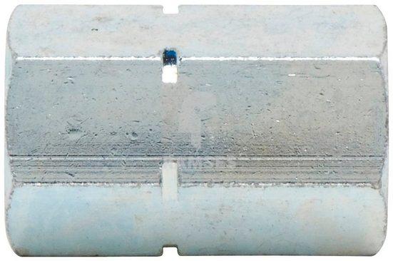 RAMSES Schlauchverbinder, für Bremsleitungenr mit Rillen M12x1 SW 17x29 10 Stück