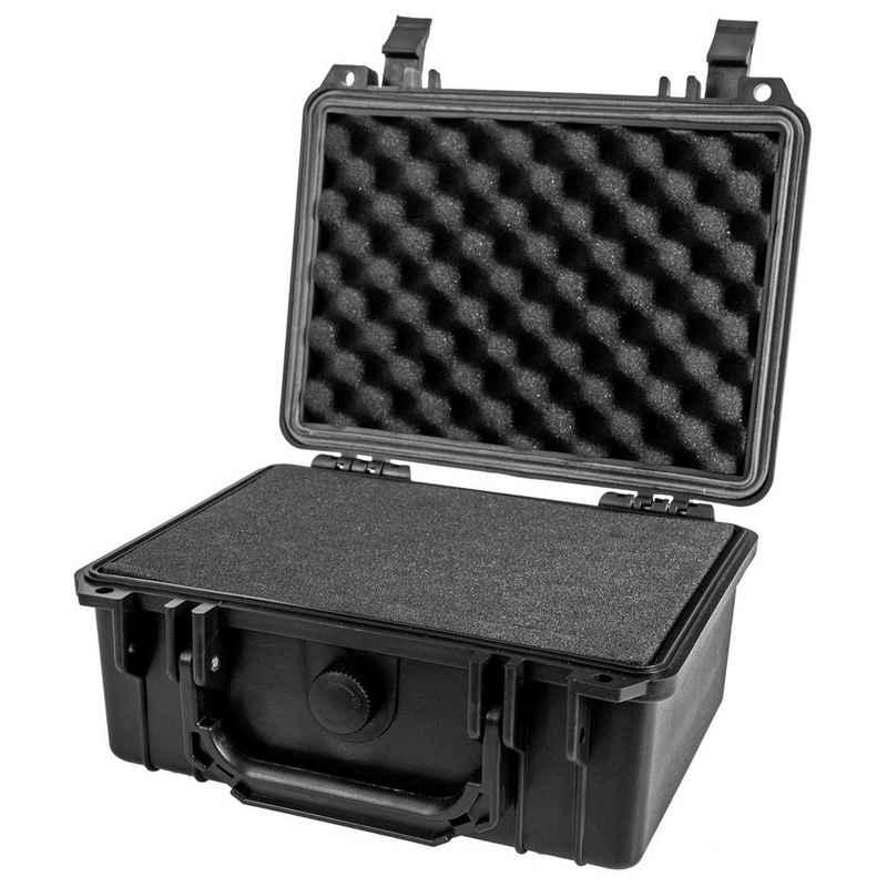HMF Kameratasche »Outdoor-Fotokoffer ODK100«, für Kameras, Waffen mit Rasterschaumstoff, 23 x 19 x 11 cm