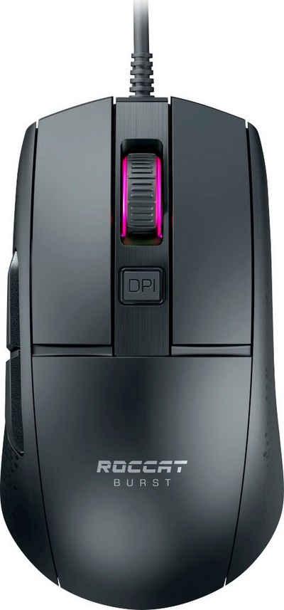 ROCCAT »Burst - Extrem leichte Optical Core Gaming Maus« Gaming-Maus (kabelgebunden)