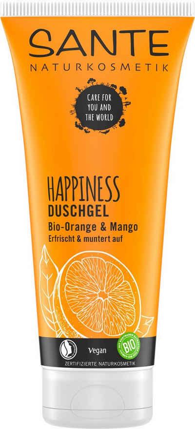 SANTE Duschgel »HAPPINESS«