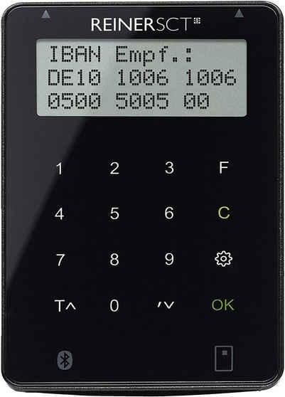 REINER TAN-Chipkartenleser »tanJack® Bluetooth«, TAN-Generator, Online-Banking, Bluetooth 4 LE, USB