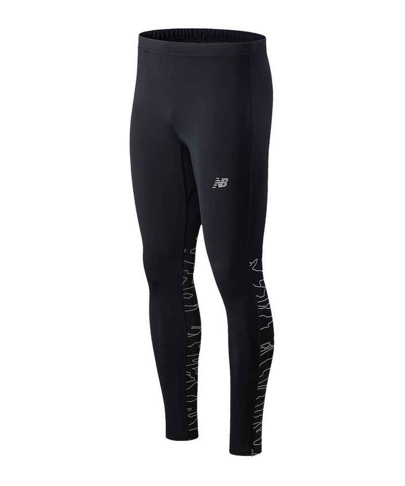 New Balance Laufhose »Accelerate Printed Tight Running«