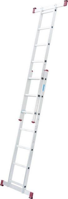 KRAUSE Leiterngerüst »Corda«| 2x7 Sprossen | Baumarkt > Leitern und Treppen > Leitergerüst | KRAUSE