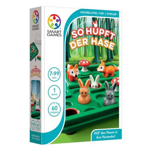 Smart Games Spielesammlung, Logikspiel »So hüpft der Hase«