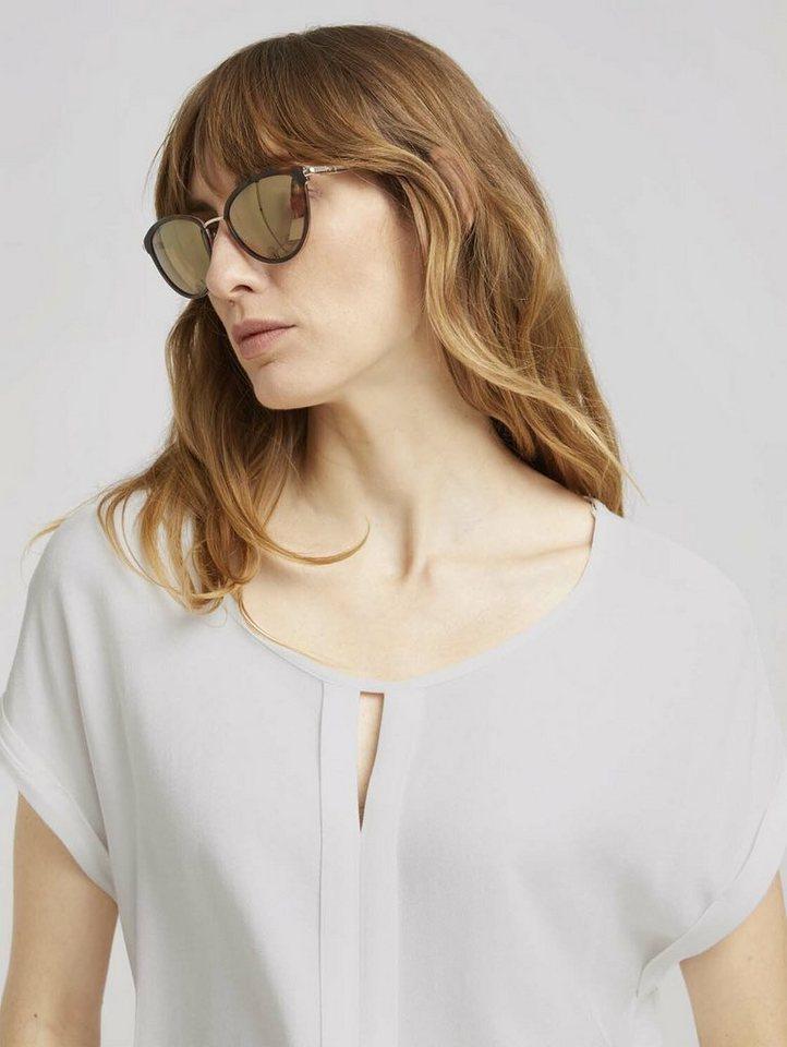 tom tailor -  Sonnenbrille »Sonnenbrille in Cat-Eye-Form«
