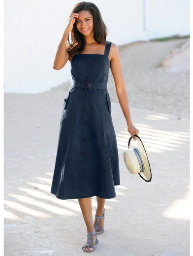 Alba Moda Kleid im Jeanslook