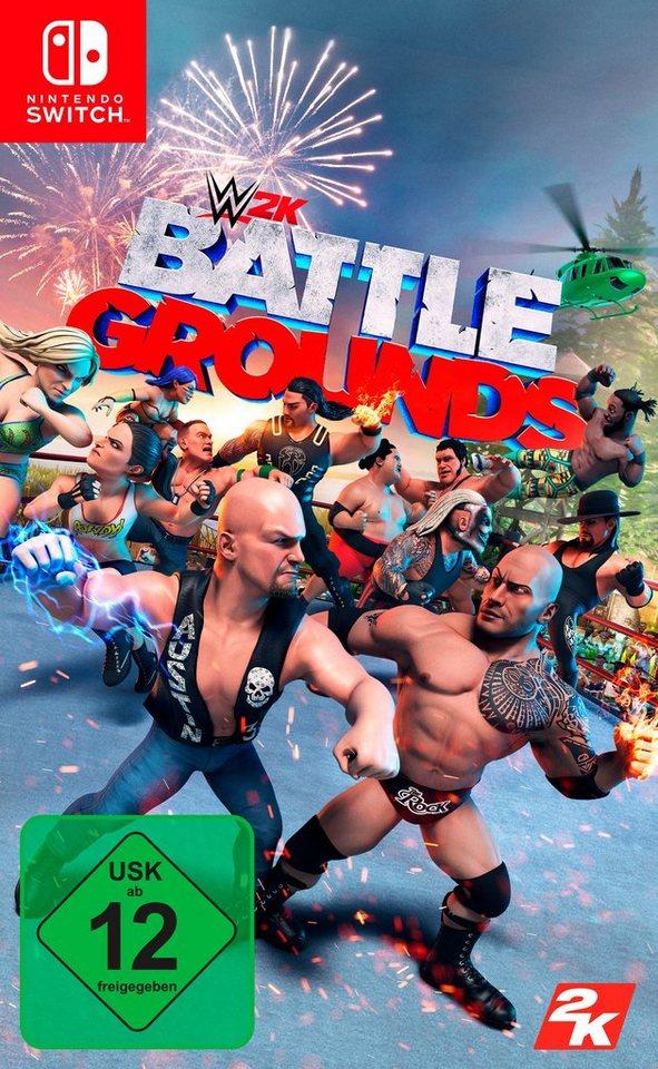 WWE 2K Battlegrounds Nintendo Switch