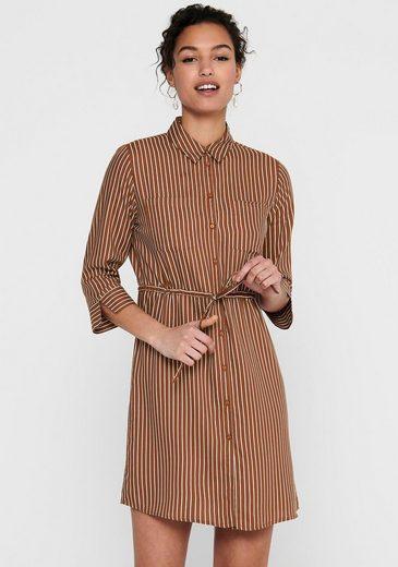 Only Blusenkleid »ONLTAMARI« aus weich gewebter Viskose