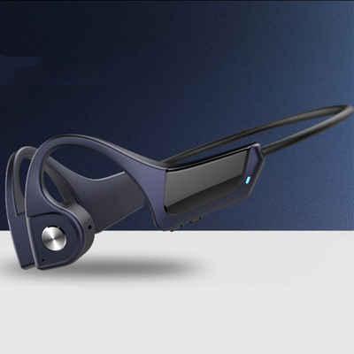 TOPMELON »Bluetooth-Kopfhörer mit Knochenleitung« Sport-Kopfhörer (Bluetooth)