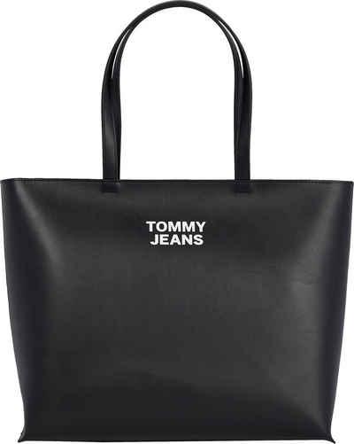 Tommy Jeans Shopper »TJW ESSENTIAL PU TOTE«, mit viel Stauraum