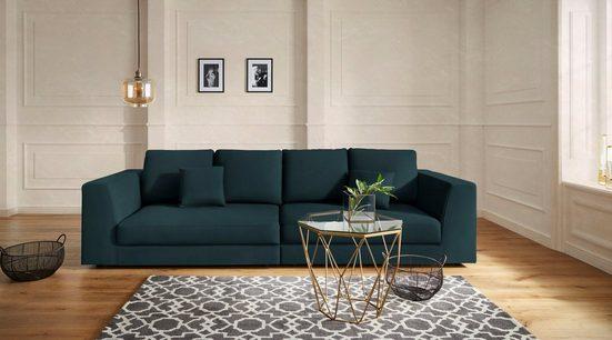 Guido Maria Kretschmer Home&Living Big-Sofa, Bogsofa inklusive Zierkissen