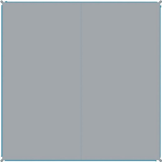 Outdoorteppich »Carpet Plain«, BENT, rechteckig, Höhe 4 mm, PFC frei