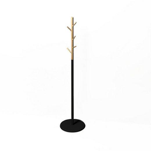 HTI-Line Kleiderständer »Kleiderständer Bambus«