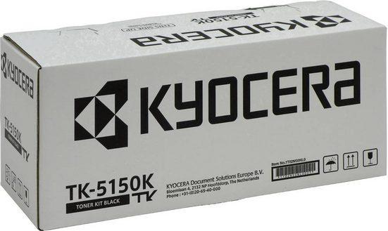 KYOCERA Tonerkartusche »Kyocera Tonerkassette TK-5150K«
