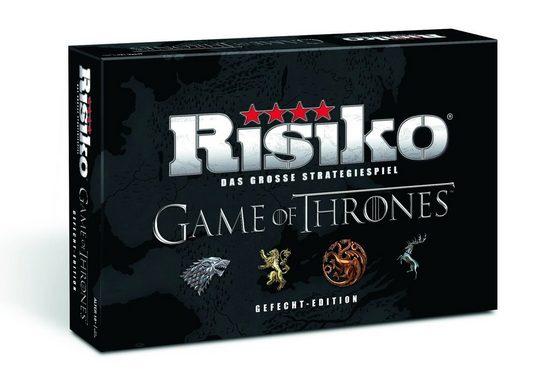 Winning Moves Spiel, Brettspiel »Risiko Game of Thrones Gefecht-Edition«