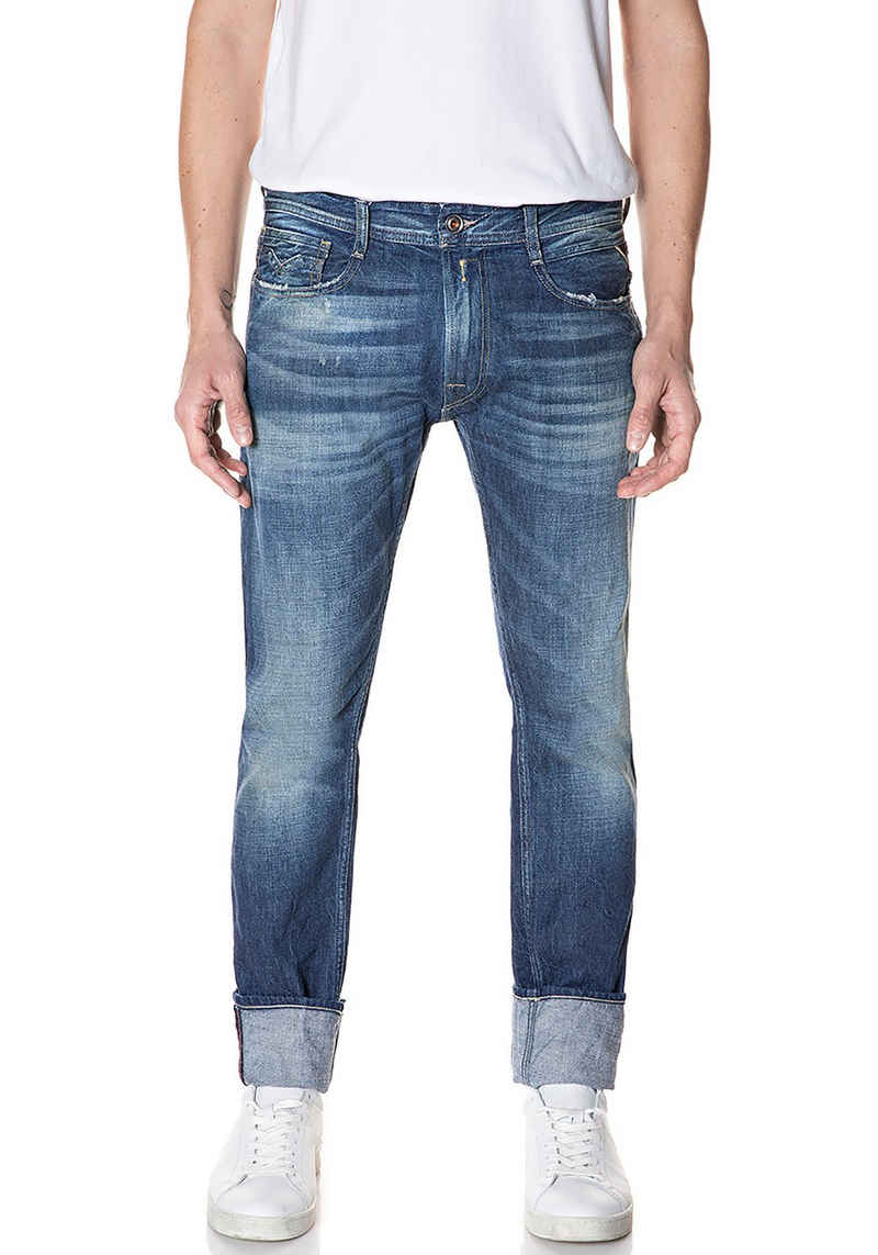 Replay Tapered-fit-Jeans »Rocco«