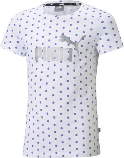 PUMA T-Shirt »ESS+ Dotted Tee G«
