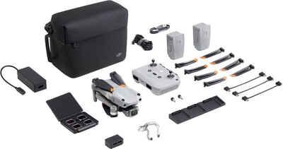 dji »AIR 2S Fly More Combo« Drohne (5,4K, Drohnen, 1-Zoll CMOS-Sensor, 5,4K Video, Hindernisvermeidung in 4 Richtungen, 31-Min Flugzeit, MasterShots)