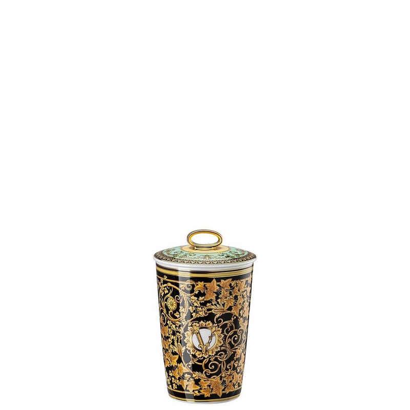 Rosenthal meets Versace Windlicht »Versace Barocco Mosaic Tischlicht 2-tlg. mit Duftwachs« (2 Stück)