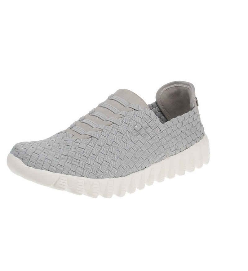 BERNIE MEV »bm62 zip vivaldi-LightGrey-41« Sneaker
