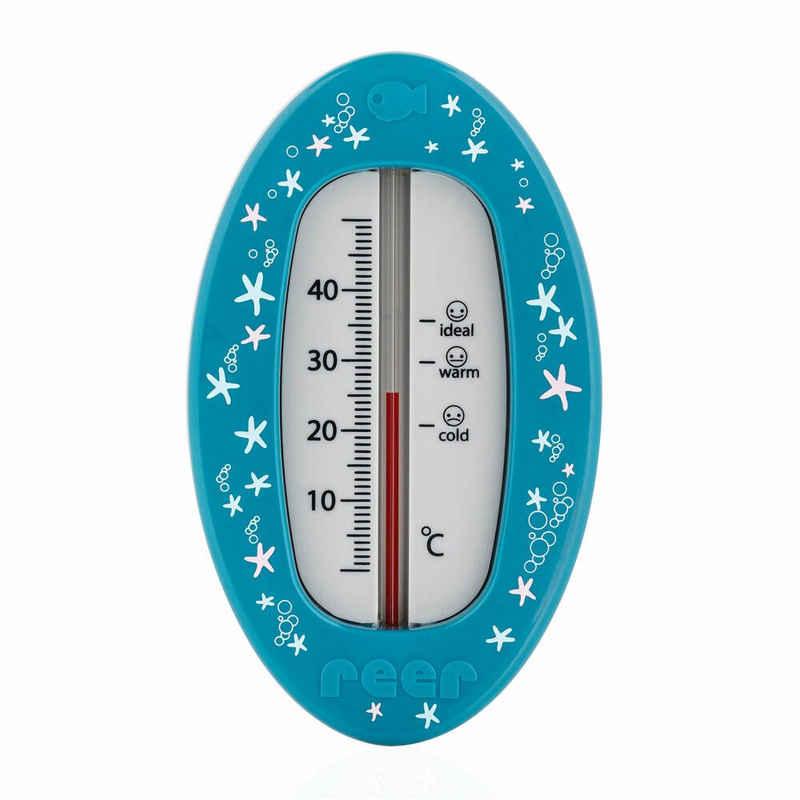 Reer Badethermometer »Oval Blau«