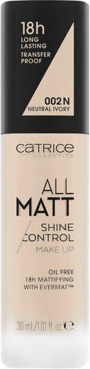 Catrice Foundation »All Matt Shine Control Make Up«