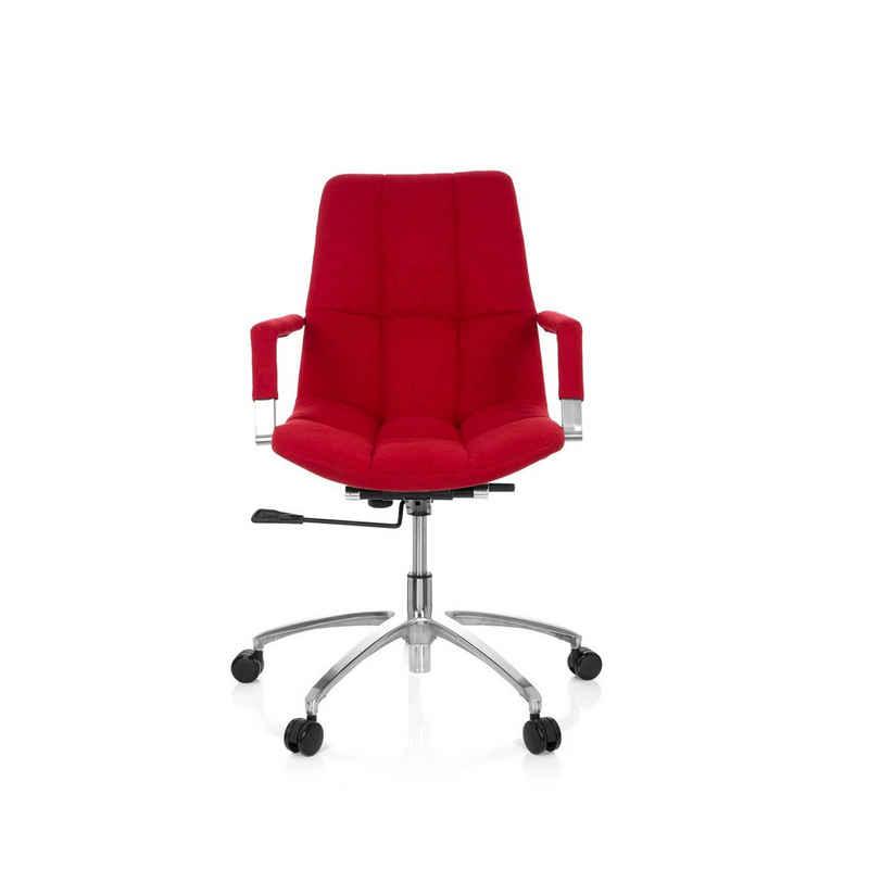 hjh OFFICE Drehstuhl »Home Office Bürostuhl SARANTO Stoff«