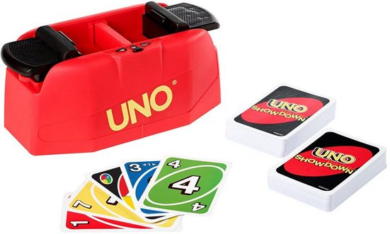 Mattel® Spiel, »UNO Showdown«