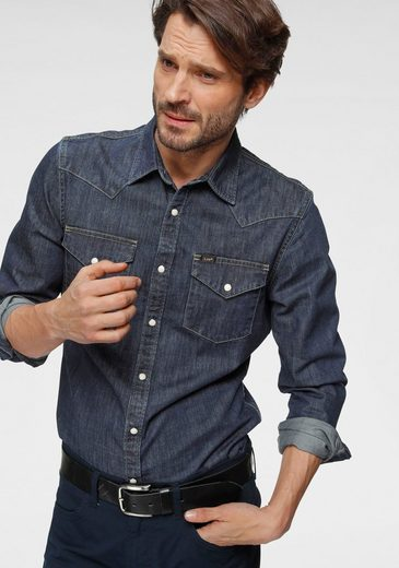 Lee® Jeanshemd »Western Shirt«