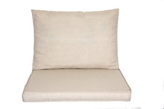 Madison Auflagekissen »Ersatzkissen Provence«, (2 St), 2x Kissen
